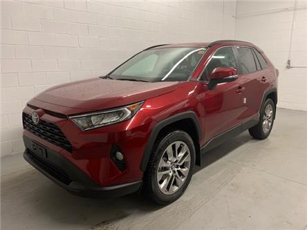 2020 Toyota RAV4 XLE (Stk: TW025) in Cobourg - Image 1 of 6