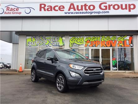2018 Ford EcoSport Titanium (Stk: 17228) in Dartmouth - Image 1 of 21