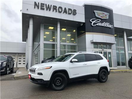 2015 Jeep Cherokee North (Stk: Z237289A) in Newmarket - Image 1 of 4