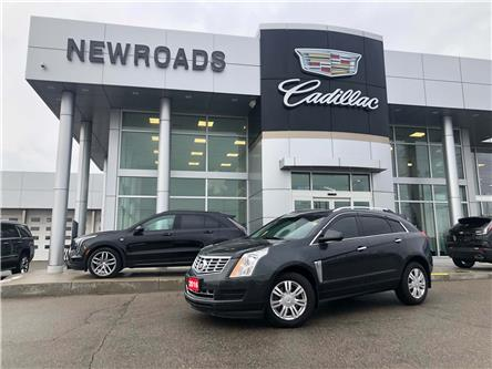 2016 Cadillac SRX Luxury Collection (Stk: J270965AA) in Newmarket - Image 1 of 27