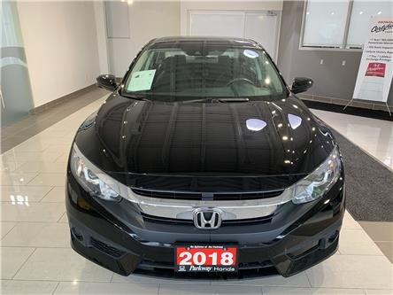 2018 Honda Civic EX (Stk: 16558A) in North York - Image 2 of 25