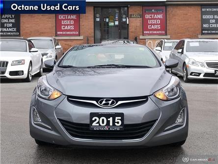 2015 Hyundai Elantra GLS (Stk: ) in Scarborough - Image 2 of 24