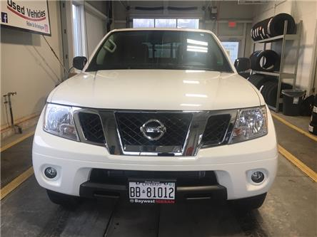2019 Nissan Frontier SV (Stk: P0744) in Owen Sound - Image 2 of 12