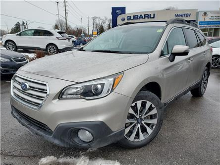 2017 Subaru Outback 2.5i Limited (Stk: 20S140A) in Whitby - Image 1 of 26
