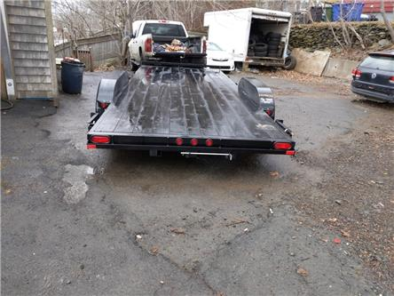 2020 Rainbow 18 foot  car trailer with 2 3500 lb axles  (Stk: ) in Dartmouth - Image 2 of 10