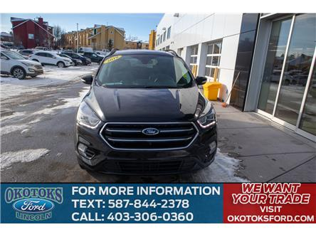 2019 Ford Escape Titanium (Stk: B81545) in Okotoks - Image 1 of 9
