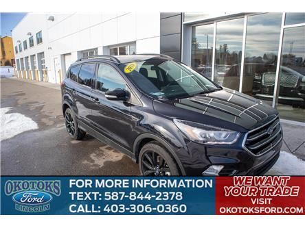 2019 Ford Escape Titanium (Stk: B81545) in Okotoks - Image 2 of 9