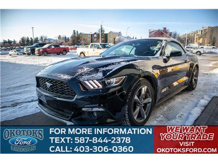2016 Ford Mustang V6 (Stk: KK-240A) in Okotoks - Image 1 of 20