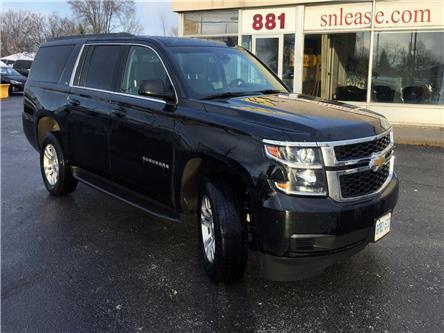 2018 Chevrolet Suburban LT (Stk: 87075) in Ottawa - Image 1 of 25