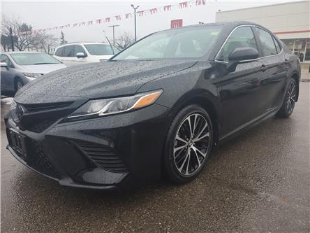 2018 Toyota Camry SE (Stk: 327363A) in Mississauga - Image 1 of 22
