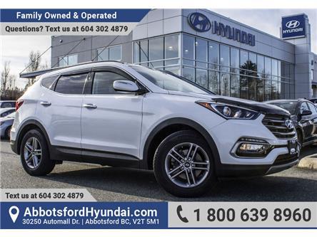 2018 Hyundai Santa Fe Sport 2.4 SE (Stk: LF160295A) in Abbotsford - Image 1 of 25