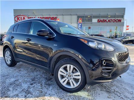 2017 Kia Sportage LX (Stk: P4628A) in Saskatoon - Image 1 of 27