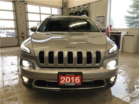 2016 Jeep Cherokee Limited (Stk: R95146A) in Ottawa - Image 2 of 15