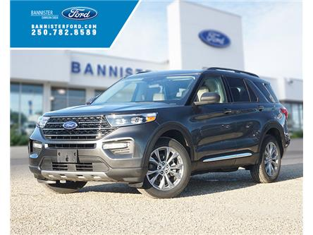2020 Ford Explorer XLT (Stk: S202446) in Dawson Creek - Image 1 of 18
