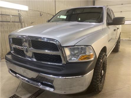 2010 Dodge Ram 1500  (Stk: KT129A) in Rocky Mountain House - Image 1 of 20