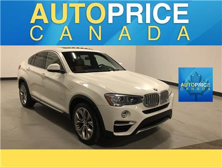 2016 BMW X4 xDrive28i (Stk: H0732) in Mississauga - Image 1 of 27