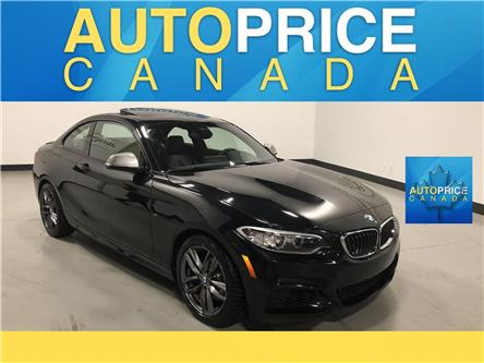 2016 BMW M235i xDrive (Stk: H0741) in Mississauga - Image 1 of 27