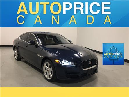 2018 Jaguar XE 25t Prestige (Stk: W0748) in Mississauga - Image 1 of 26