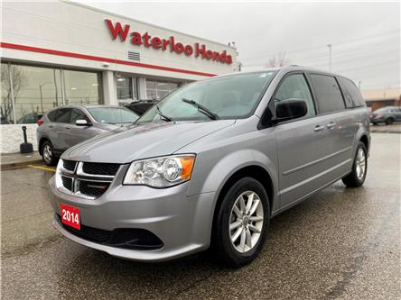 2014 Dodge Grand Caravan SE/SXT (Stk: H6264A) in Waterloo - Image 1 of 2