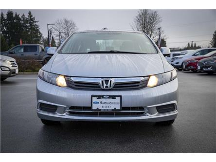 2012 Honda Civic EX (Stk: P2641A) in Vancouver - Image 2 of 27