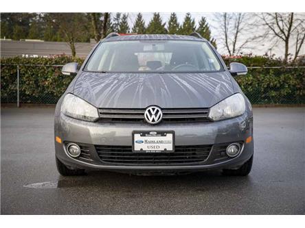 2013 Volkswagen Golf 2.0 TDI Comfortline (Stk: P2672) in Vancouver - Image 2 of 23