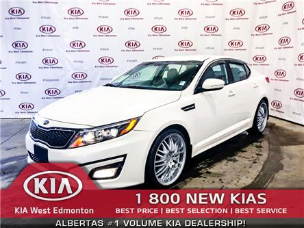 2015 Kia Optima LX (Stk: 7307) in Edmonton - Image 1 of 10