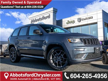 2019 Jeep Grand Cherokee Limited (Stk: AB0958) in Abbotsford - Image 1 of 25