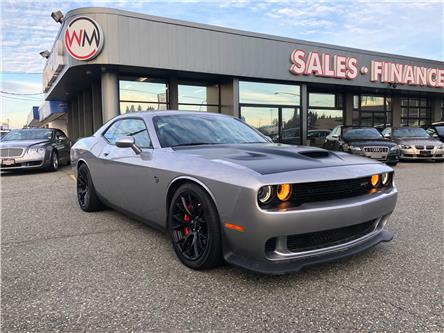 2016 Dodge Challenger SRT Hellcat (Stk: 16-191655) in Abbotsford - Image 1 of 18