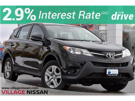 2015 Toyota RAV4 LE (Stk: 90450A) in Unionville - Image 1 of 28
