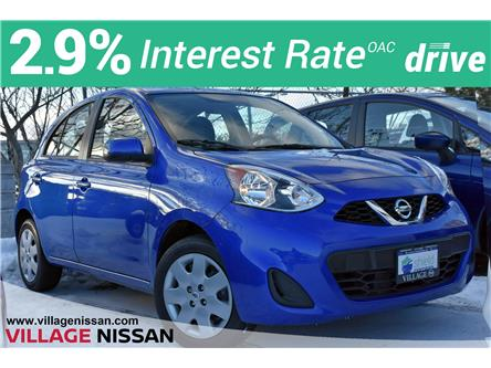 2019 Nissan Micra SV (Stk: P2927R) in Unionville - Image 1 of 24