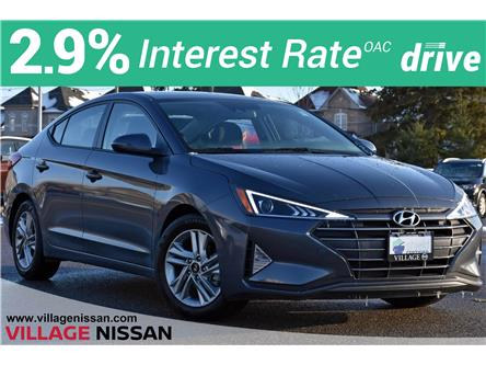 2019 Hyundai Elantra Preferred (Stk: P2930R) in Unionville - Image 1 of 32