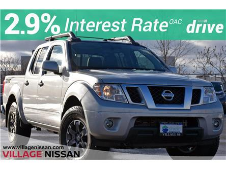 2019 Nissan Frontier PRO-4X (Stk: P2934R) in Unionville - Image 1 of 31