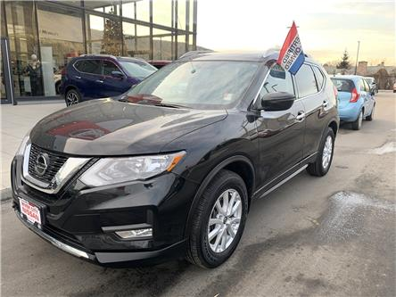 2018 Nissan Rogue SV (Stk: UT1353) in Kamloops - Image 1 of 27