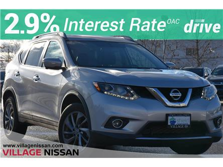 2015 Nissan Rogue SL (Stk: 51700) in Unionville - Image 1 of 33