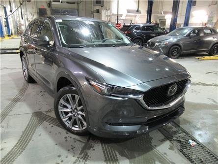 2019 Mazda CX-5 Signature (Stk: M2286) in Calgary - Image 1 of 2
