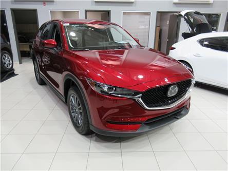 2019 Mazda CX-5 GS (Stk: M2321) in Calgary - Image 1 of 2