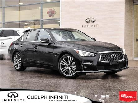 2020 Infiniti Q50  (Stk: I7098) in Guelph - Image 1 of 24