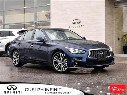 2020 Infiniti Q50  (Stk: I7100) in Guelph - Image 1 of 24