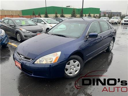 2005 Honda Accord LX-G (Stk: 812327) in Orleans - Image 1 of 21