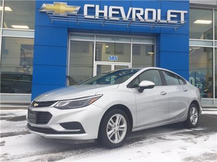 2018 Chevrolet Cruze LT Auto (Stk: X8132) in Ste-Marie - Image 1 of 26