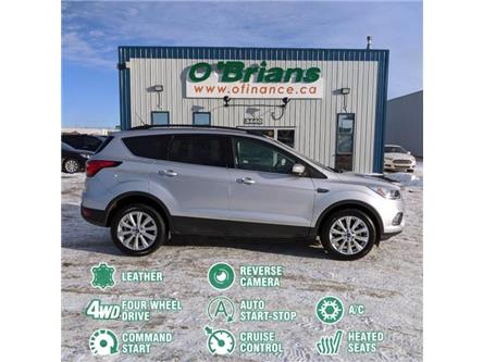 2019 Ford Escape SEL (Stk: 13095A) in Saskatoon - Image 2 of 22