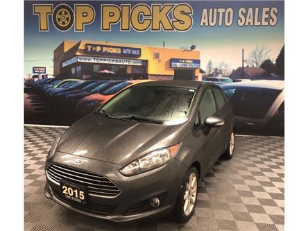 2015 Ford Fiesta SE (Stk: 100069) in NORTH BAY - Image 1 of 23