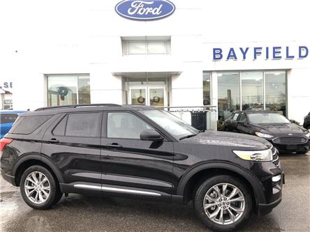 2020 Ford Explorer XLT (Stk: EX20091) in Barrie - Image 1 of 26