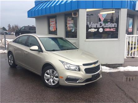 2015 Chevrolet Cruze 4dr Sdn 1LT (Stk: B7595) in Ajax - Image 1 of 21