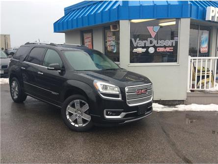 2016 GMC Acadia AWD 4dr Denali (Stk: 200029A) in Ajax - Image 1 of 27