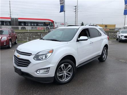2017 Chevrolet Equinox Premier|SUNROOF|HEATED SEATS|LEATHER| (Stk: 233009A) in BRAMPTON - Image 2 of 21
