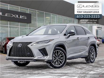 2020 Lexus RX 350 Base (Stk: P8685) in Ottawa - Image 1 of 27