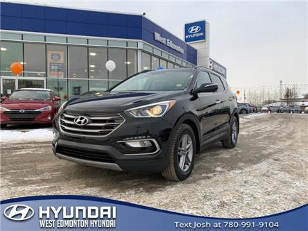 2017 Hyundai Santa Fe Sport 2.4 Premium (Stk: 1056TA) in Edmonton - Image 1 of 30