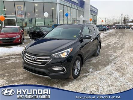 2017 Hyundai Santa Fe Sport 2.4 Premium (Stk: 1056TA) in Edmonton - Image 2 of 30