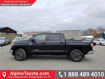 2020 Toyota Tundra Base (Stk: X875055) in Cranbrook - Image 2 of 24